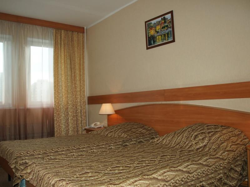Стандарт в гостинице Молодежная